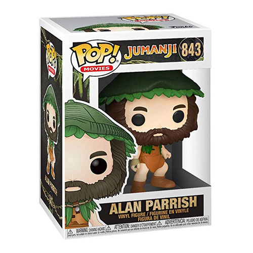 Jumanji Alan Parrish