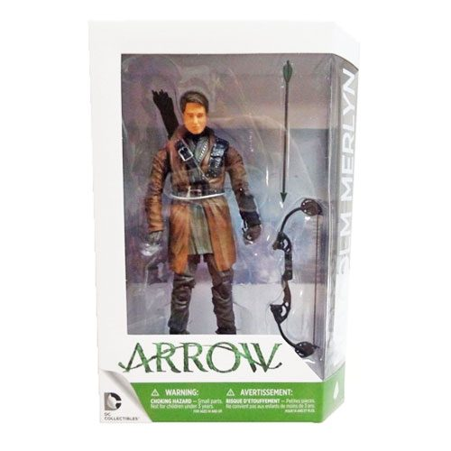 Arrow Malcolm Merlyn