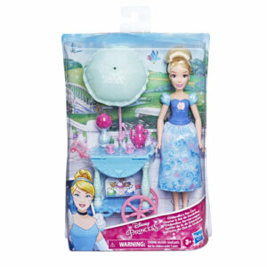 Prinses Assepoester Thee Set