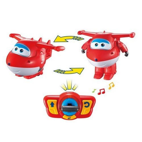 Super Wings Bestuurbare Jett