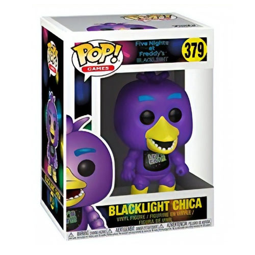 Five Nights at Freddy's Blacklight Chica
