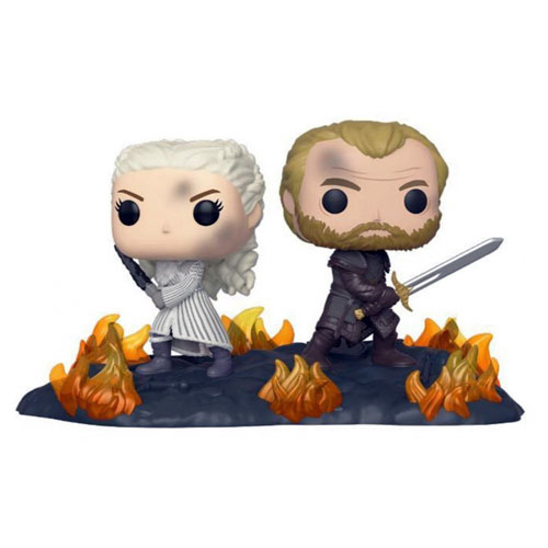Game of Thrones Daenerys en Jorah
