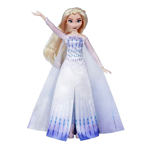 Frozen Elsa Musical