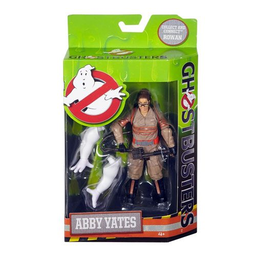 Ghostbusters Abby Yates