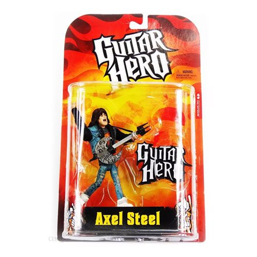 Guitar Hero Axel Steel
