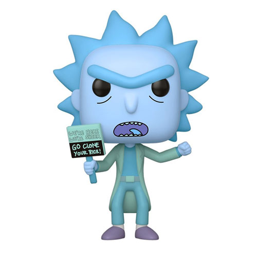 Rick and Morty Hologram Rick