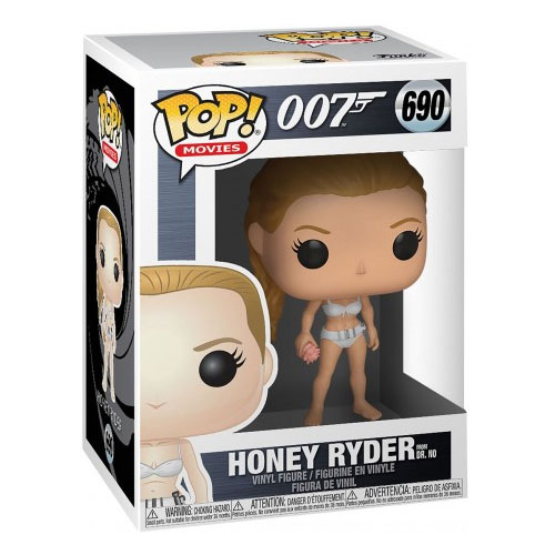 James Bond Honey Rider