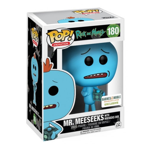 Rick and Morty Mr. Meeseeks