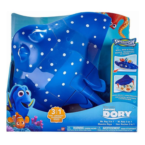 Finding Dory Mr. Ray
