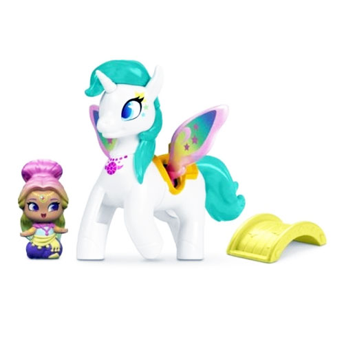 Shimmer and Shine Rainbow en Zahracorn