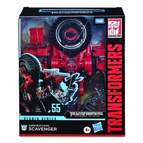 Transformers Scavenger
