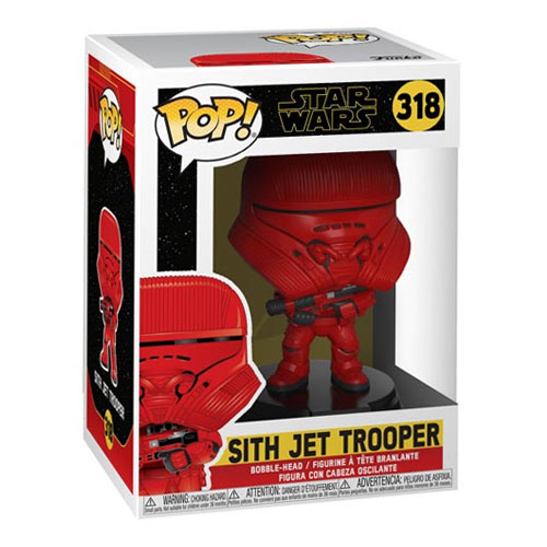 Star Wars Sith Jet Trooper