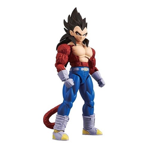 Dragon Ball Super Saiyan 4 Vegeta