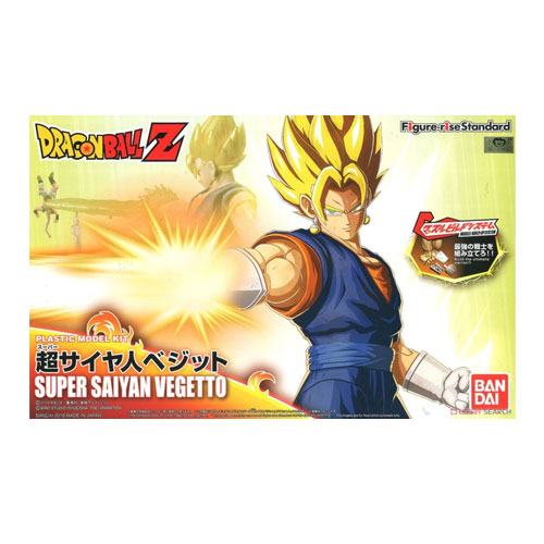 Dragon Ball Super Saiyan Vegetto