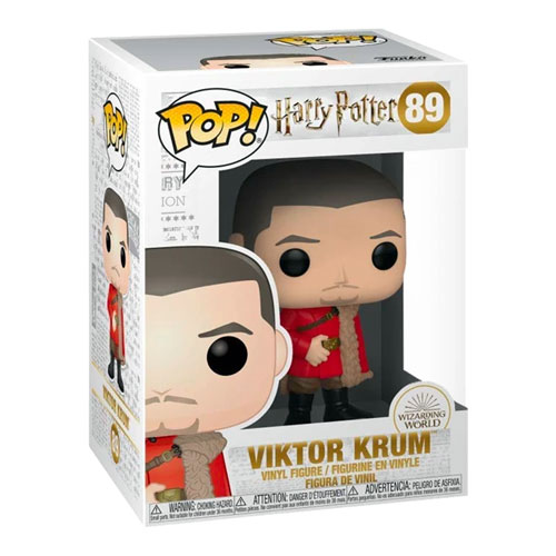 Harry Potter Viktor Krum