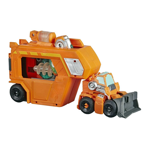 Transformers Wedge Rescue Trailer